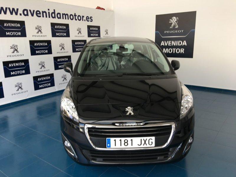 Peugeot 5008 1.6 BlueHDi 120 FAP Active