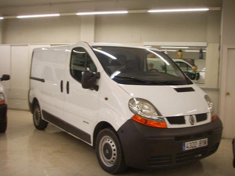 Renault Trafic 29 LARGO NORMAL 1.9DCI100 -