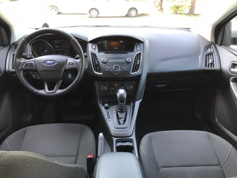 Ford Focus 1.6 Automático 125cv Trend