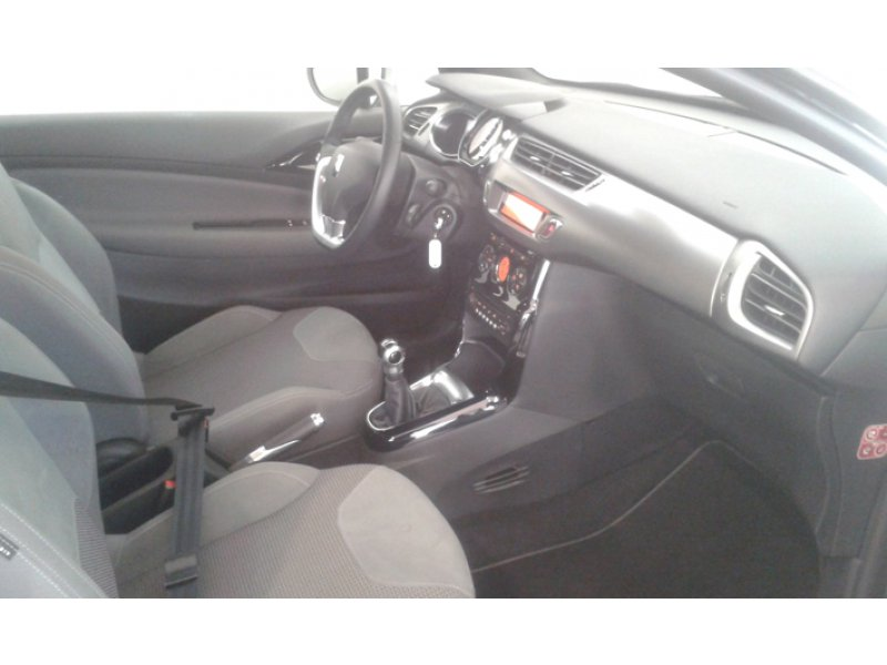 DS DS 3 1.6 e-HDi 90 Style