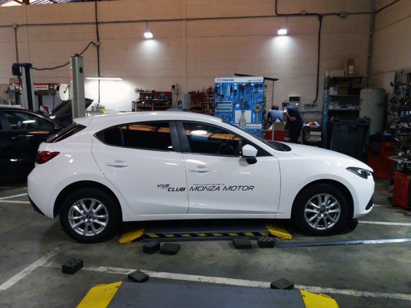 Mazda Mazda3 1.5 DE 105 MT Style Confort