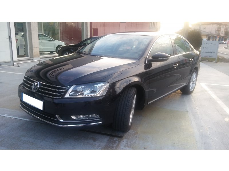 Volkswagen Passat 2.0 TDI 140 DSG Highline Bluemotion Tech Highline BlueMotion