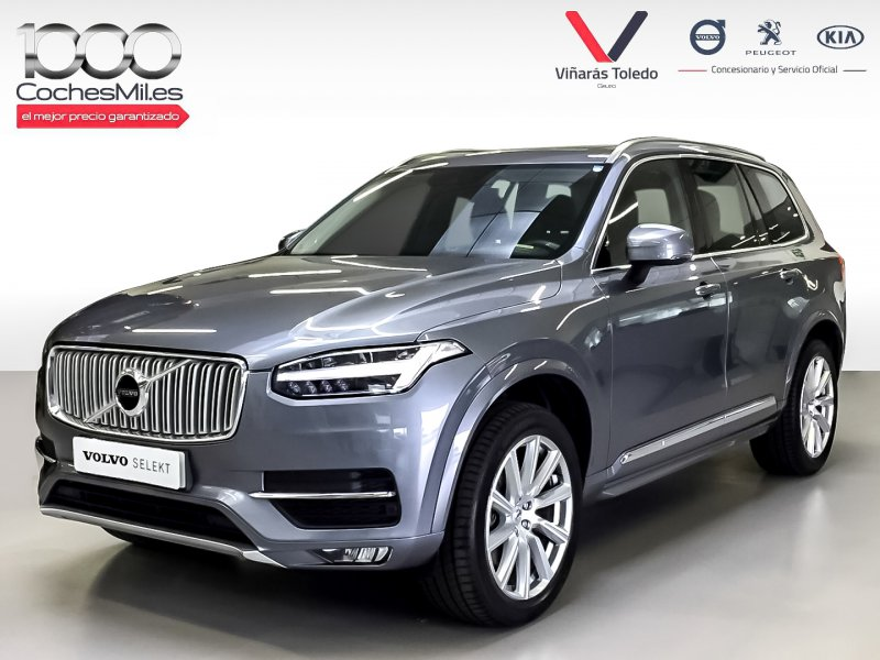 Volvo XC90 2.0 D5 AWD B 4,75 Auto Inscription