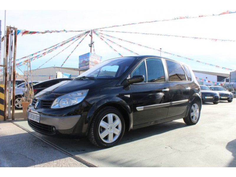 Renault Scénic 1.6 16V LUXE DYNAMIQUE