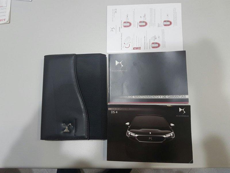 DS DS 4 1.6 BlueHDi 120cv STT Style