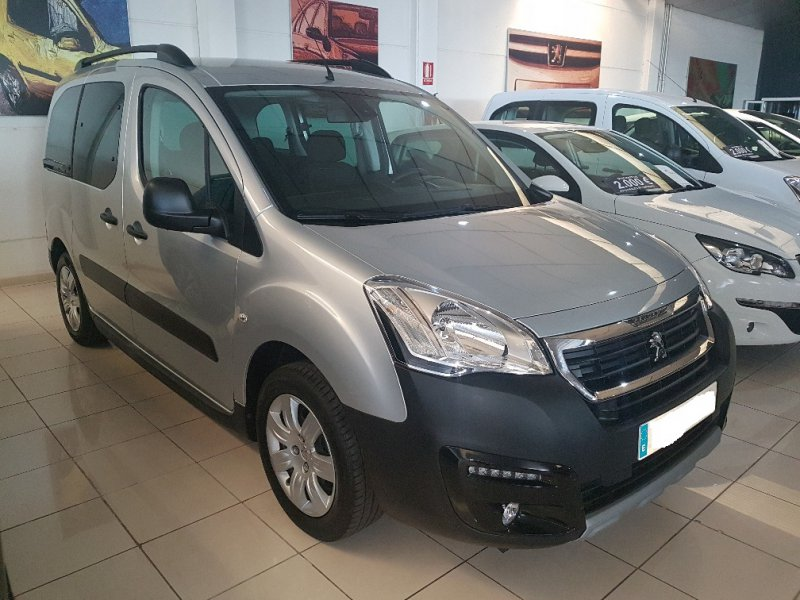 Peugeot Partner TEPEE 1.6 BlueHDi 120 Outdoor