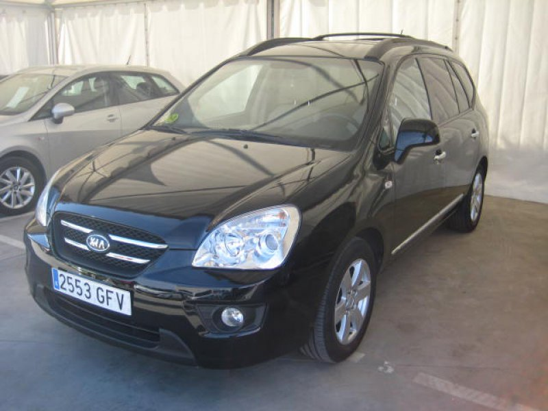 Kia Carens 2.0 CRDi VGT 5 plazas Active