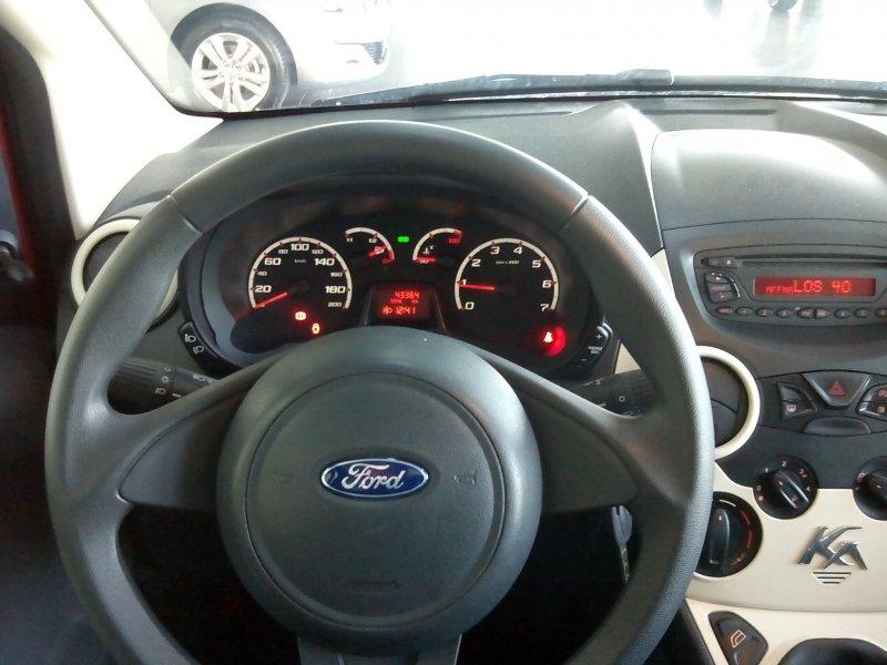 Ford KA 1.2 Duratec Urban