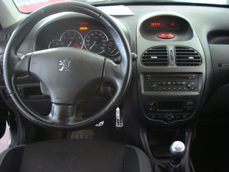 Peugeot 206 1.4 75cv XS-Line