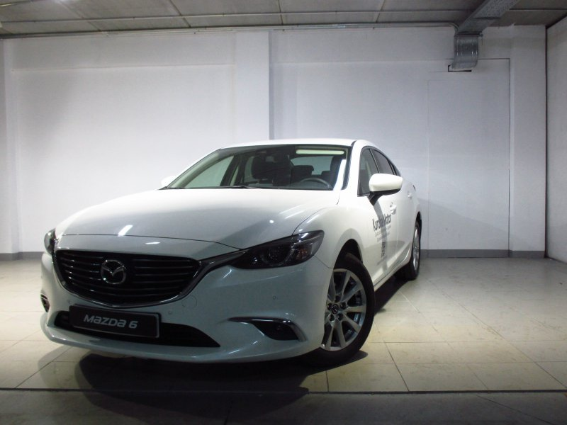 Mazda Mazda6 2.0 GE 145cv Style+NAVI MODELO 2017
