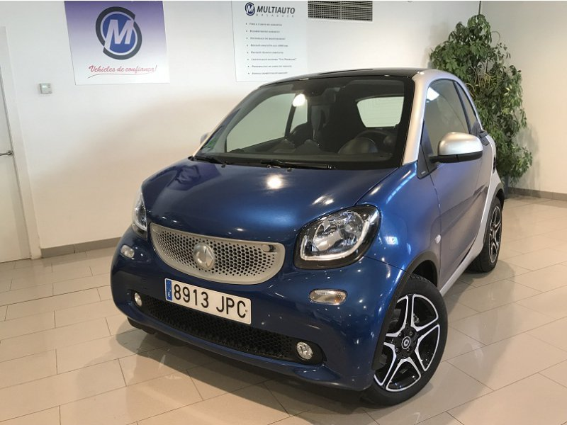 Smart Fortwo Coupé 70 CV Passion