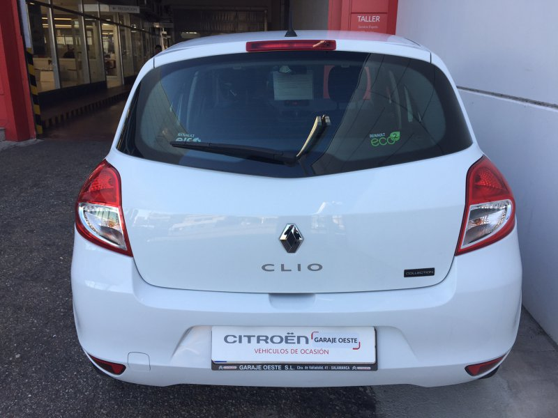 Renault Clio III dCi 75 eco2 Collection