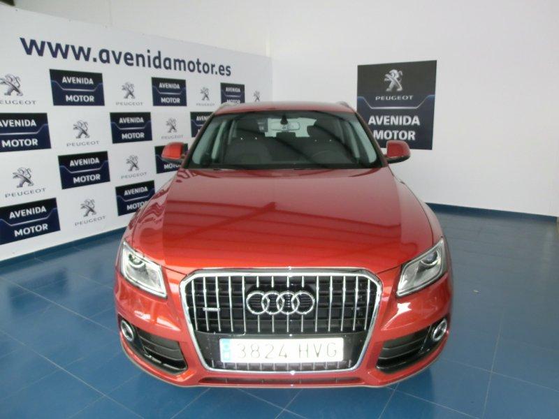 Audi Q5 2.0 TDI 177cv quattro DPF6V Ambiente