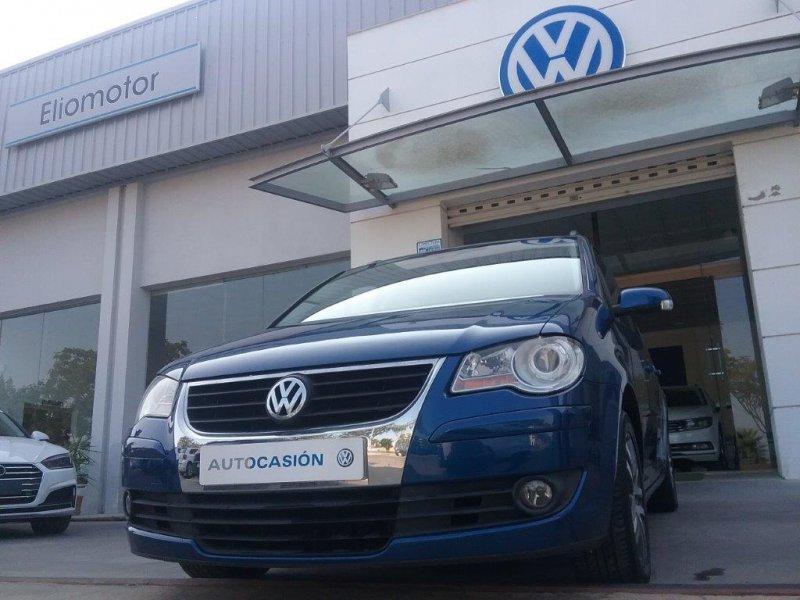 Volkswagen Touran 1.9 TDI 105 DSG Traveller