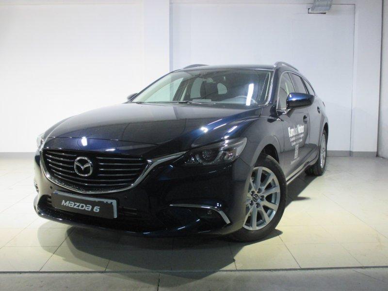Mazda Mazda6 2.2 DE 110kW WGN Style+ Nav