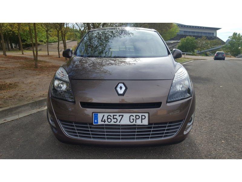 Renault Grand Scénic 7 plazas 1.9dCi EU4 Exception