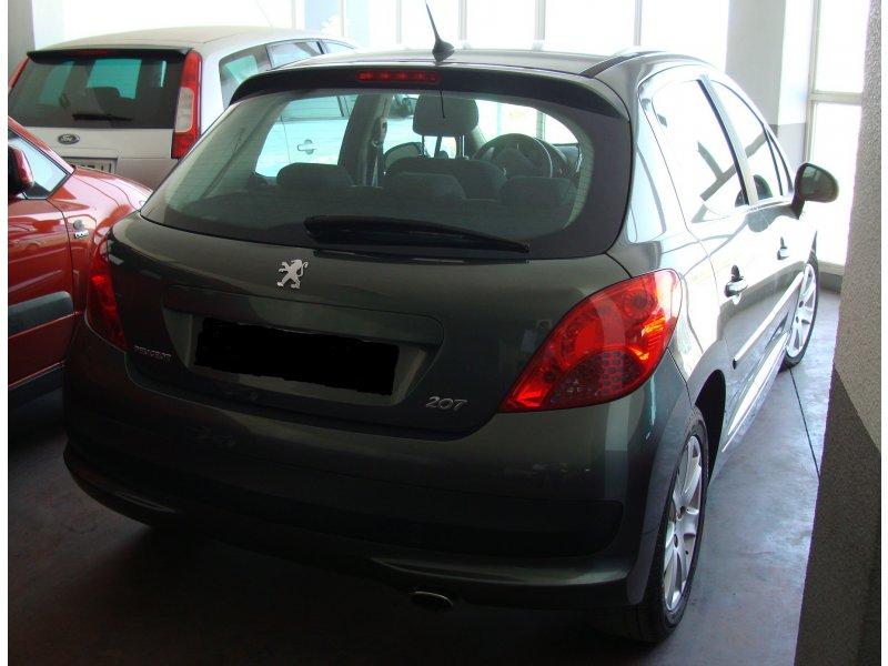 Peugeot 207 1.6 VTi 16v 120cv AUTOMÁTICO Sport
