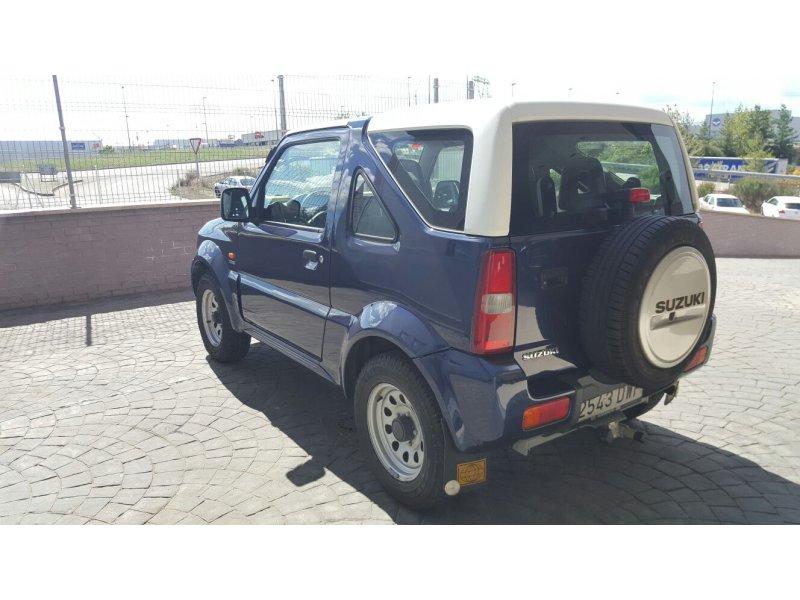 Suzuki Jimny 1.5D JLX Hard Top -