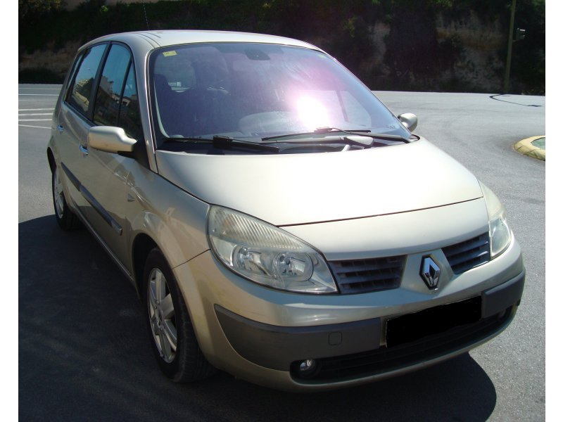Renault Scénic 1.9dCi 136cv Emotion