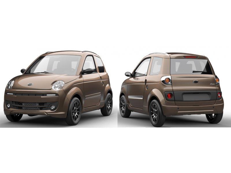 Microcar MGO Premium DCI