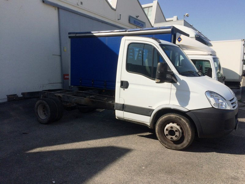Iveco Daily 146CV Vehiculo en chasis