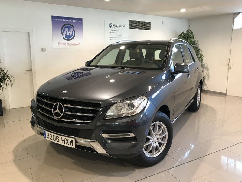 Mercedes-Benz Clase M ML 250 BlueTEC 4MATIC -