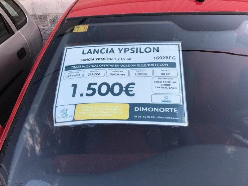 Lancia Ypsilon Ypsilon 1.2 LS
