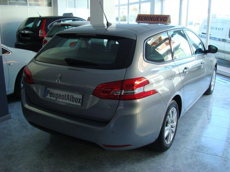 Peugeot 308 SW 1.6 e-HDI 115cv FAP Active