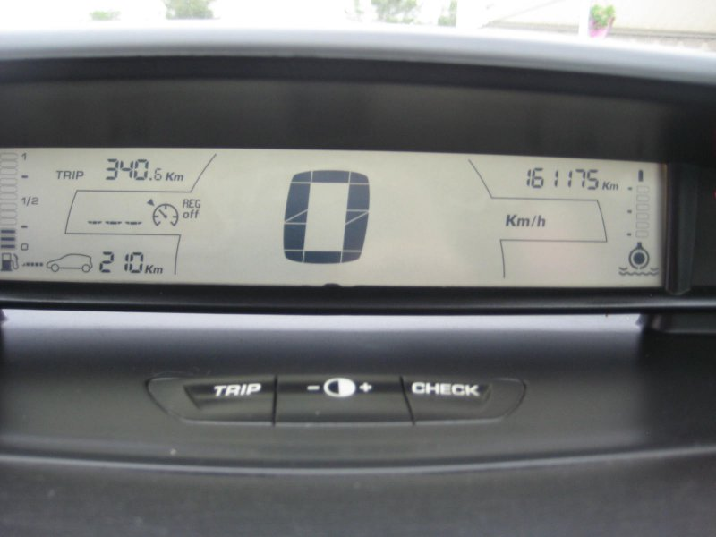 Citroen C4 1.6 16v SX