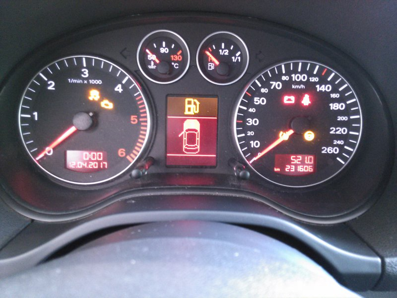 Audi A3 Sportback 1.9 TDI Stronic DPF Ambition