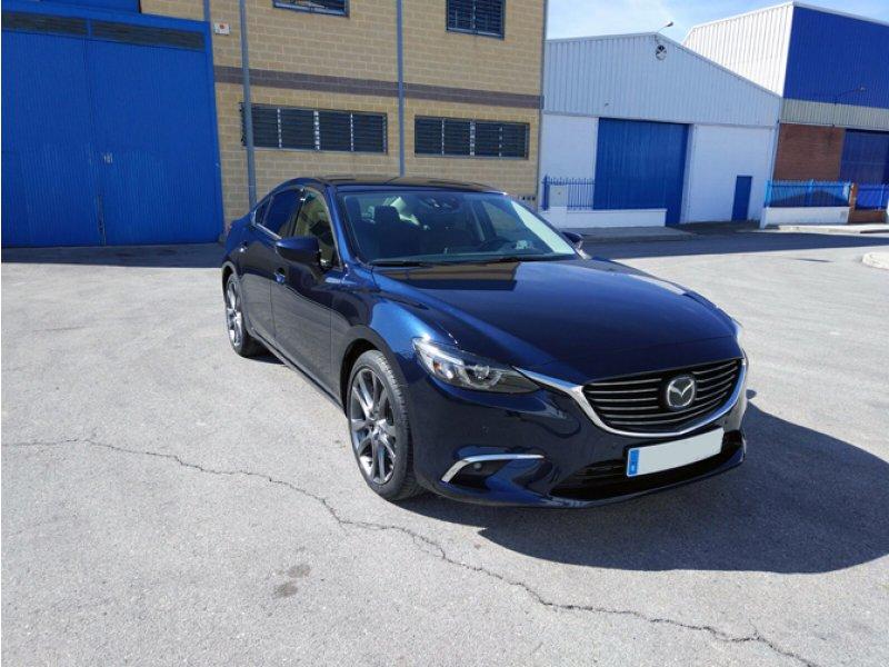 Mazda Mazda6 2.2 DE 175cv Lux. + Prem. + Trav (CN) Luxury + Pack Premium + Pack Travel