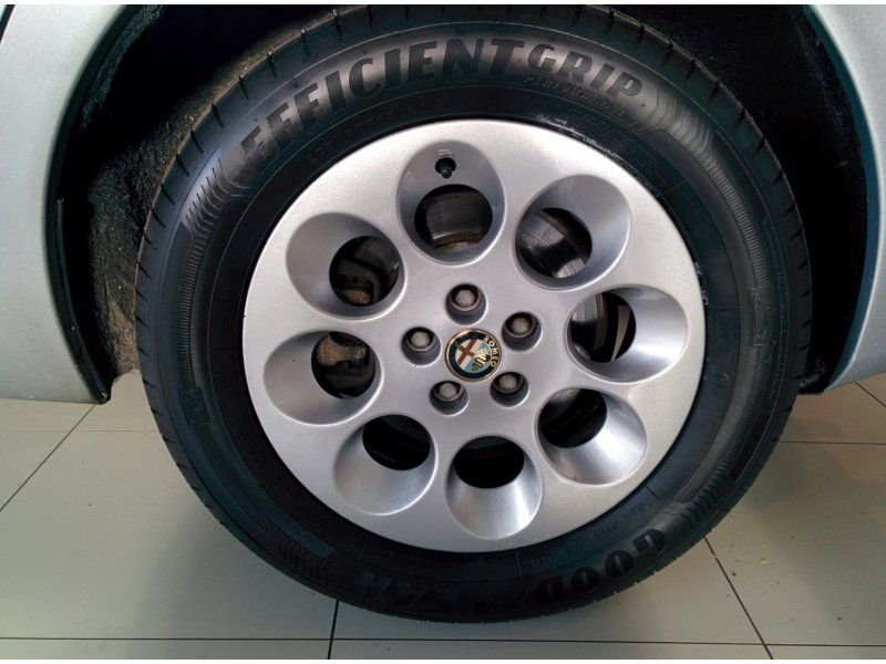 Alfa Romeo 156 1.9 JTD Sportwagon Impression