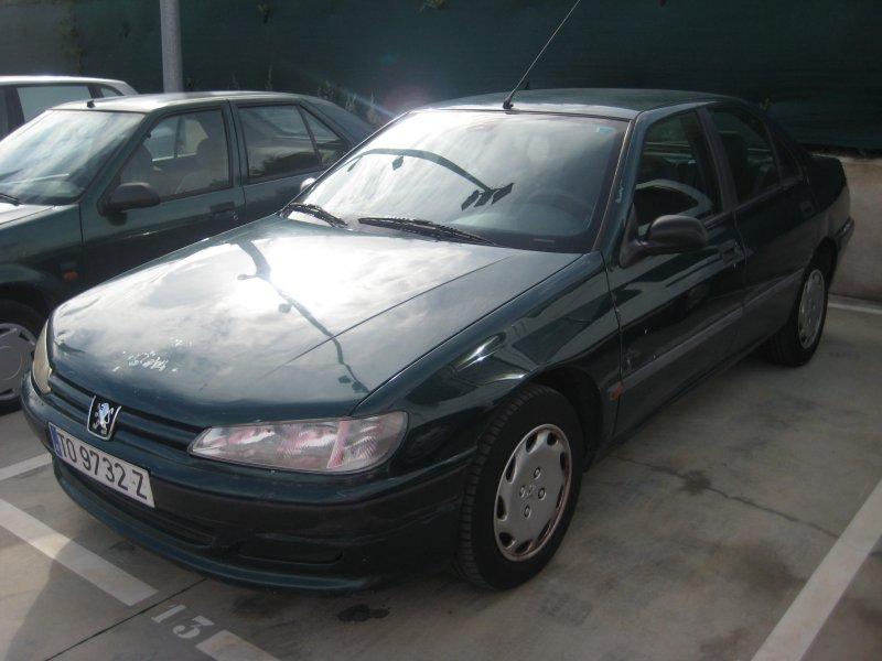 Peugeot 406 SRDT 1.9 SR