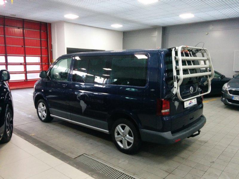 Volkswagen Multivan 2.0 BiTDI 180cv 4motion Panamericana Panamericana