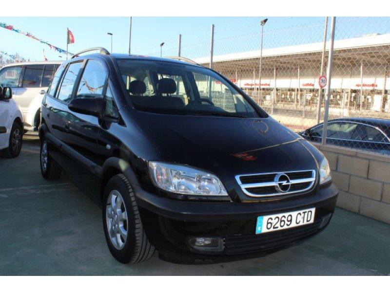 Opel Zafira 2.2 Dti 16v Elegance