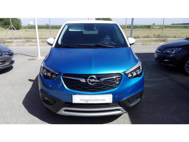Opel Crossland X 1.6 Turbo S/S 120 cv