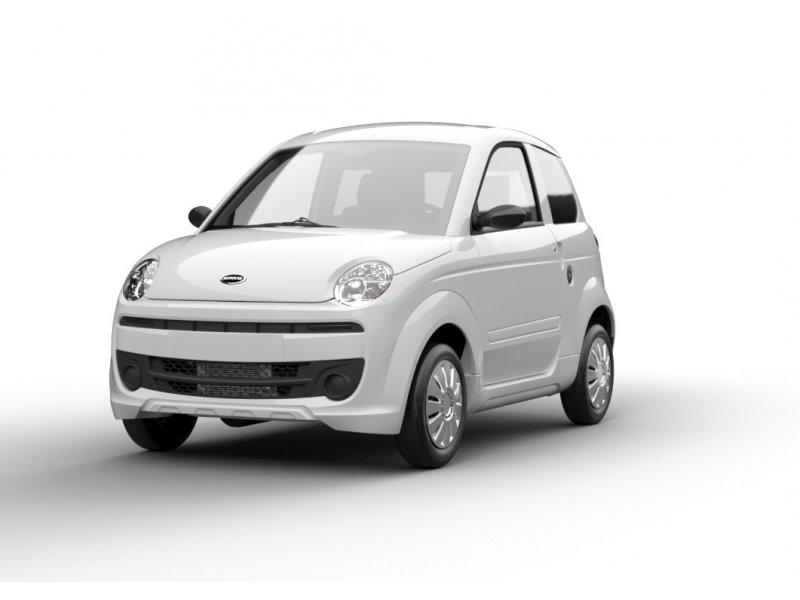 Microcar Due Dynamic 2 cilindros Ley Lombardini Diesel Progreso