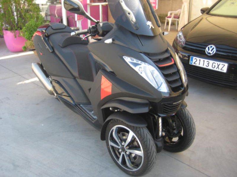 Peugeot-Moto Metropolis 400 RXR