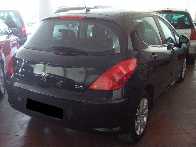 Peugeot 308 1.6 HDI 110 FAP CMP Automático Sport