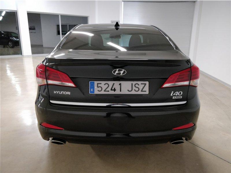 Hyundai i40 1.7 CRDi 141cv BlueDrive Tecno