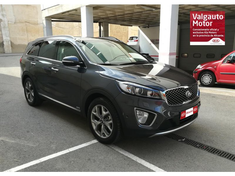 Kia Sorento 2.2 CRDi Auto 4x4 (Pack Luxury) Emotion