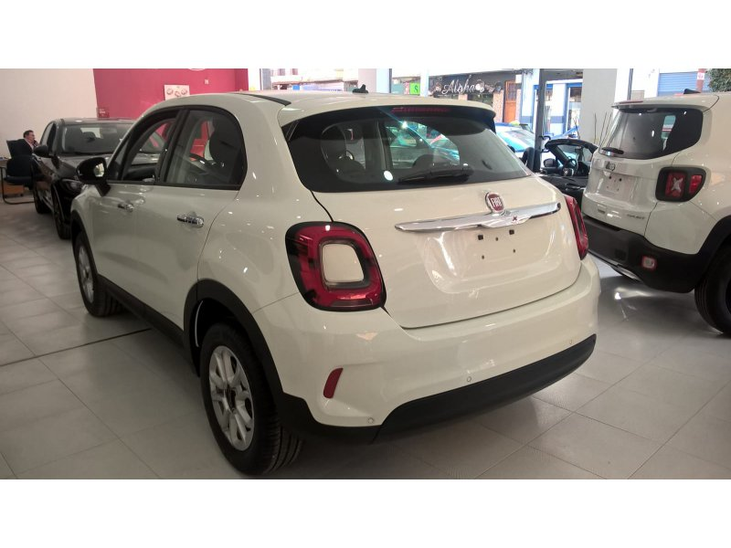 Fiat 500X 1.3 Firefly T4 110kW S&S DCT City Cross