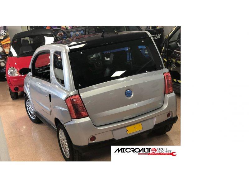 Microcar Due Premium LOMBARDINI GT