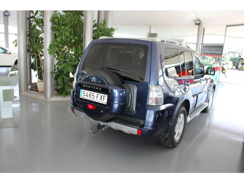 Mitsubishi Montero 3.2 DID Intense