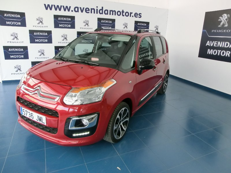 Citroen C3 Picasso BlueHDi 100 Collection