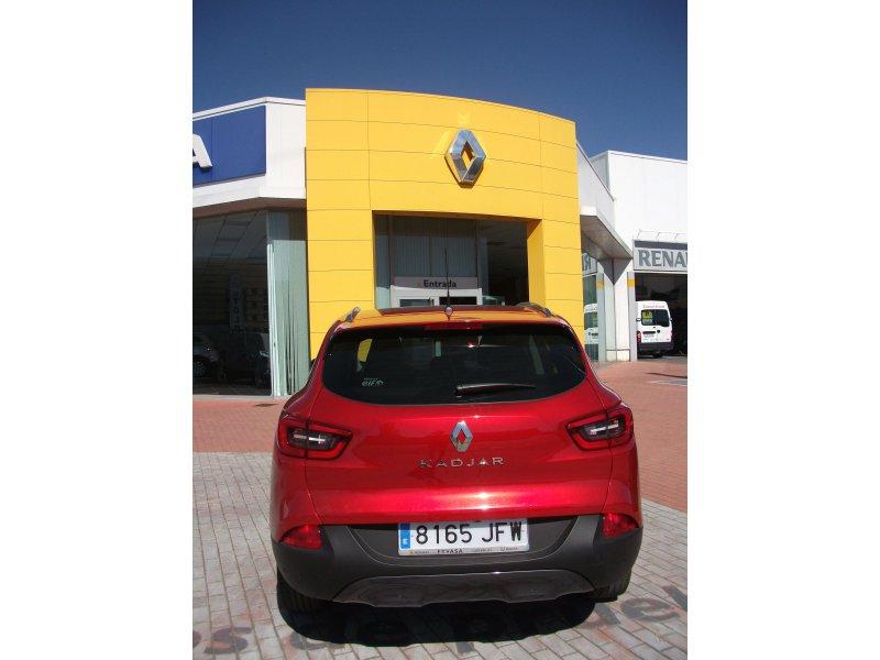 Renault Kadjar Energy dCi 130 Zen