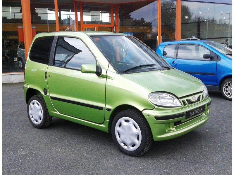 Microcar Virgo LOMBARDINI 505 CC