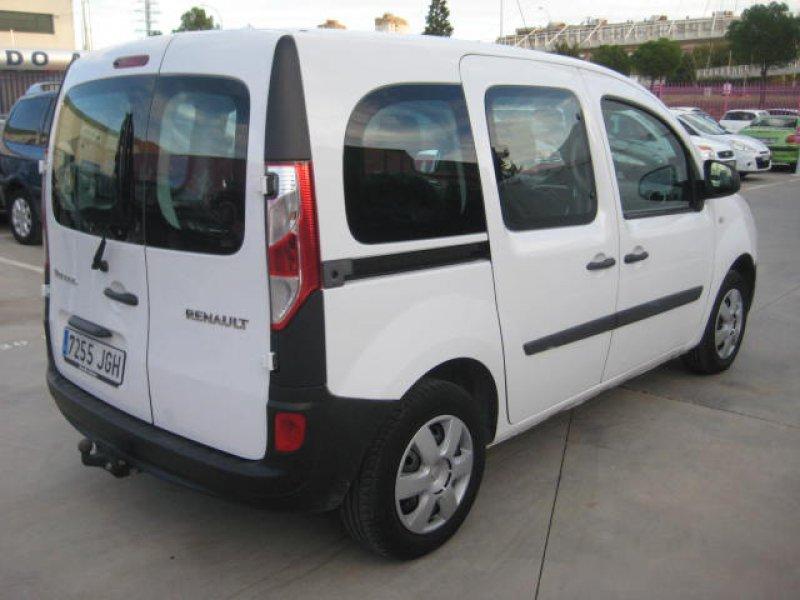 Renault Kangoo Combi M1-AF dCi 75 2014 Profesional