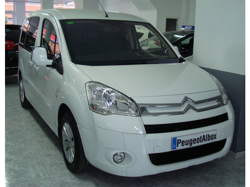 Citroen Berlingo 1.6 HDi 92cv Multispace -