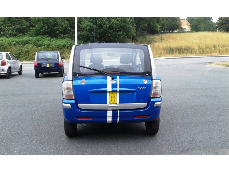 Microcar MC2 YANMAR 523 CC